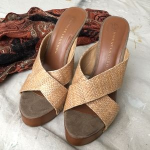Chinese Laundry summer pumps sz 10